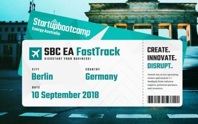 driv2e will take part in Startupbootcamp FastTrack in Berlin