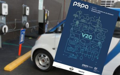 Report. Electric vehicles as an element of power grid